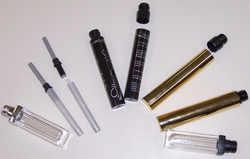 saldatura ad ultrasuoni flaconi cosmetica e  prodotti di bellezza